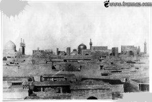 the-first-domed-shrine-of-imam-reza-as-made-photos